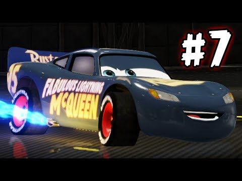 CARS 3 - The Videogame - Part 7 - New Lightning!