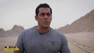 Exclusive Behind the Scenes of Bharat in Abu Dhabi with Salman Khan and Katrina Kaif