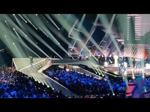 Eurovision 2019 - Grand Final Opening Ceremony Jury Rehearsal