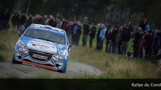 Onboard Rallye du Condroz 2017 - Amaury Molle / Renaud Herman - ES18 Wanze 2  2017