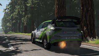 BeamNG New Rally Car + Sound