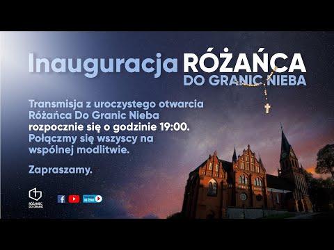 Inauguracja Różańca do Granic Nieba   01.11.2020