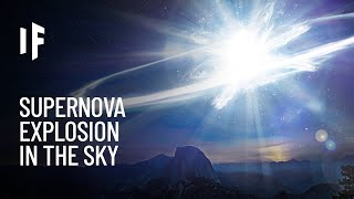 What If a Supernova Exploded Close to Earth?