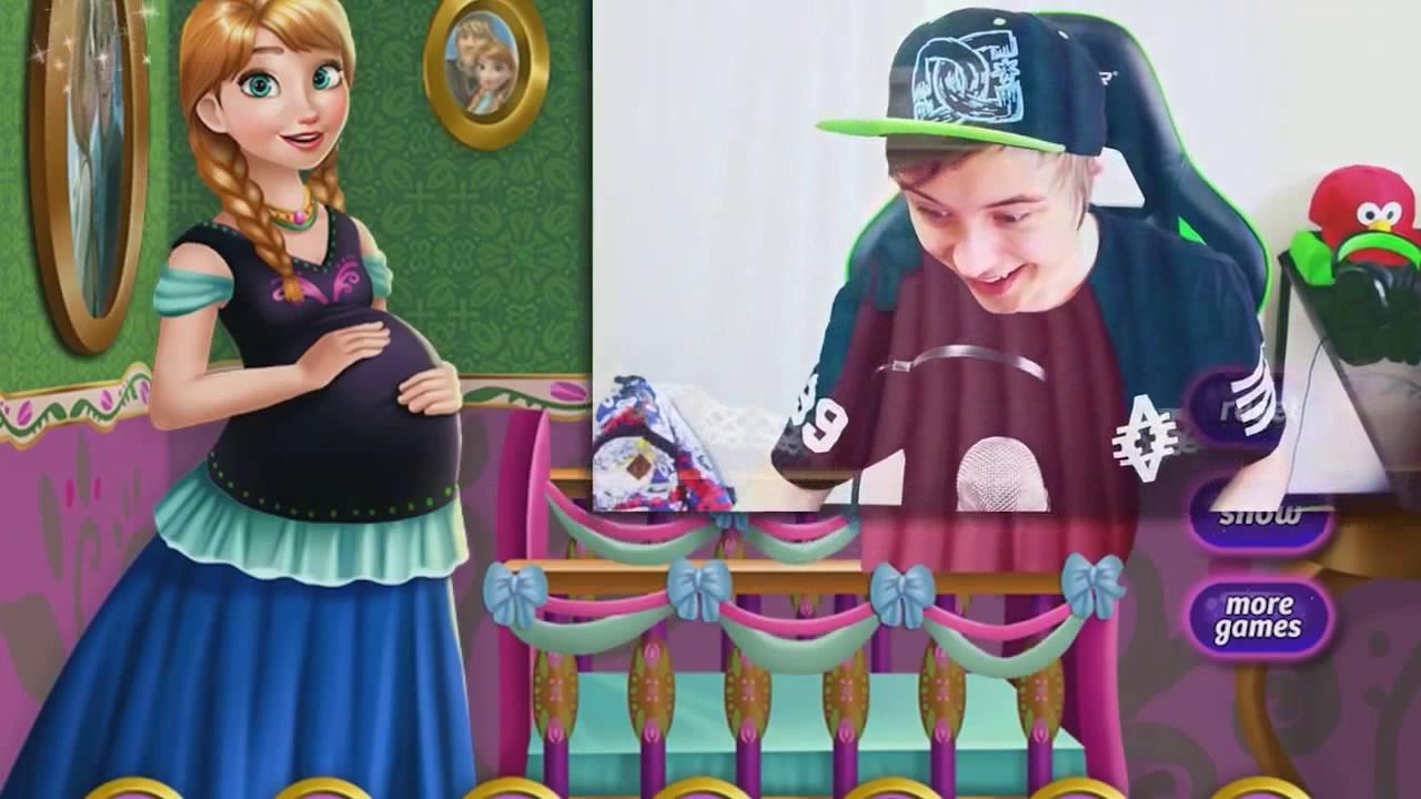 ИванГай eeoneguy играет в игры для девочек девчачие игры