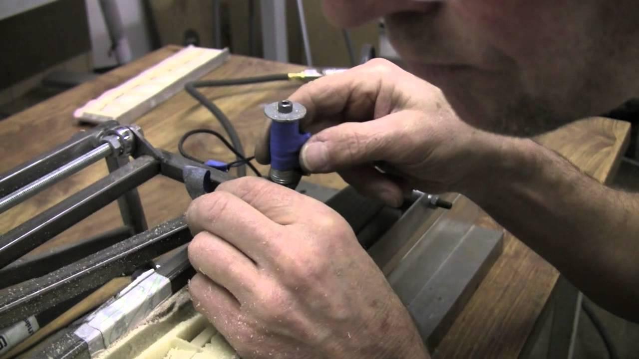 Pete Brown Propeller Blades Duplicator Youtube