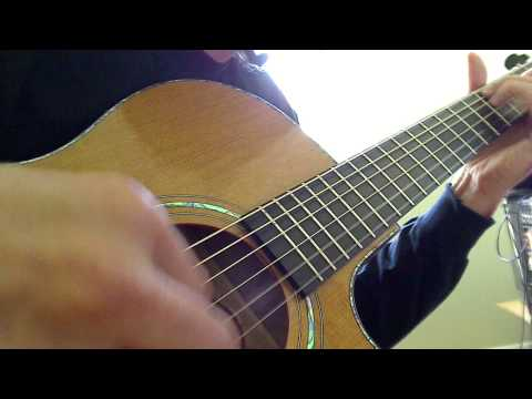"""""""the dystopia of the electric"""" - fingerstyle improvisation - david webber om guitar"""
