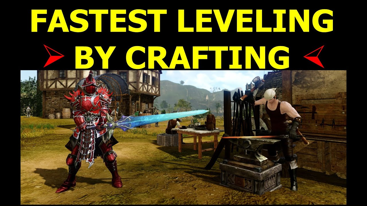 Crafting Guide Archeage