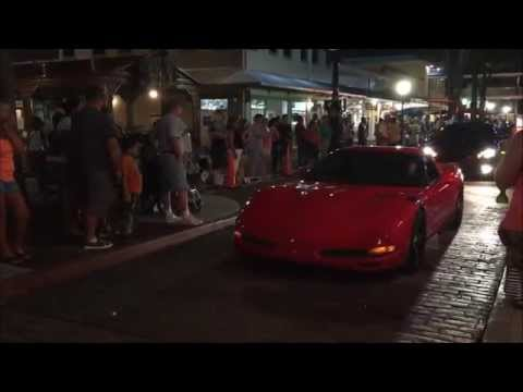 Old Town Kissimmee All American Car Friday Night Cruise In