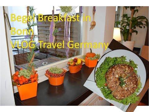Breakfast in Bonn VLOG Travel Germany