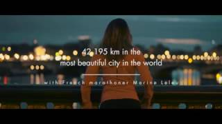 Run in the most beautiful city in the world #FeelP...