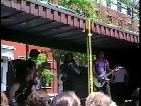 Reagan Youth May 7th, 1988 Washington Square Park