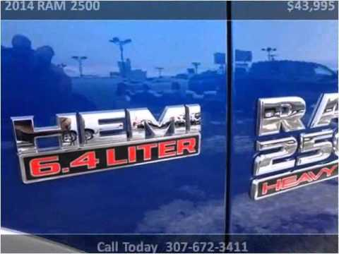 2014 Ram 2500 Used Cars Sheridan Wy Youtube