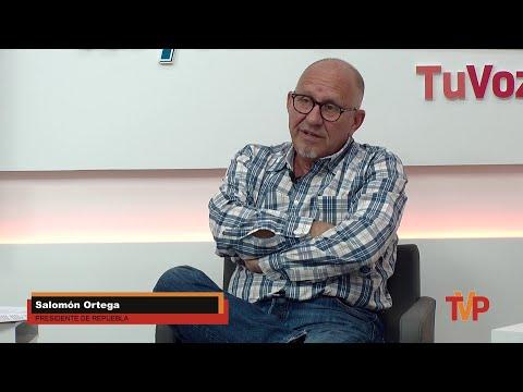Entrevista Salomón Ortega, presidente de Repuebla