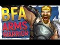Exciting New Direction?! The Arms Warrior in Battle for Azeroth Alpha - World of Warcraft