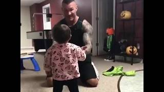randy Orton daughters and sons