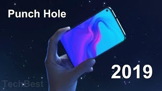 Top 3 Best Phones with Hole Punch Display (January 2019)