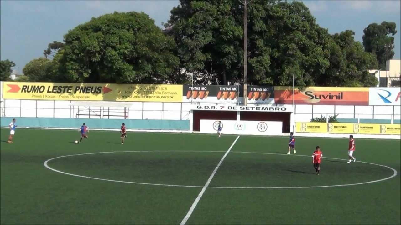 Treino Sub13   Sub15 - Futebol de Campo - YouTube c3112cb585a94