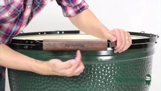 Big Green Egg Xl Egg Assembly