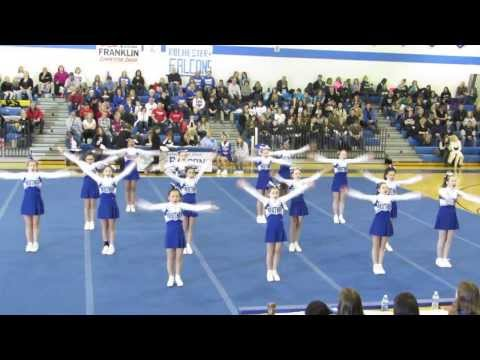 Reuther Middle School 7th Grade 1-18-2014 Round 2 Cheer