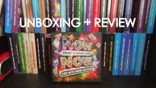 Now That's What I Call Now - Unboxing + Review