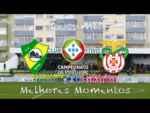RESUMO | CD Mafra vs Praiense