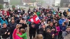 Österreichs Sebastian Kurz Corona-Besuch im Kleinwalsertal schlägt hohe Wellen