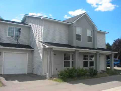 Pierce Park Townhouse Boise Idaho 725 Mo Dec Rent Free