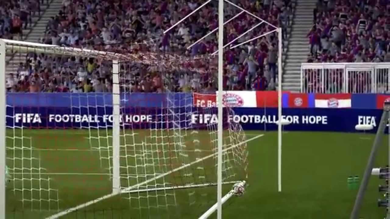 Fifa 15 Trainerkarriere