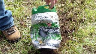Dead Heineken Beer Keg.