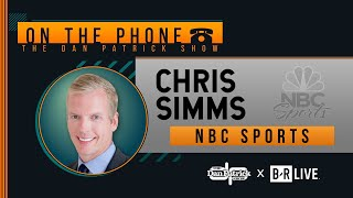 Chris Simms Talks 2018 QB Class, Cowboys, Raiders, Rams, MVP & More w/ Dan Patrick | Full Interview
