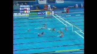Водное поло. Чемпионат Европы среди женщин 2008. Полуфинал Россия -  Италия