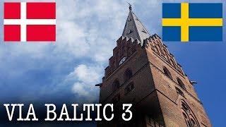 """Велопоход вокруг Балтики 2019. """"Via - Baltic"""". Дания - Швеция. Фильм третий. Мальмо."""