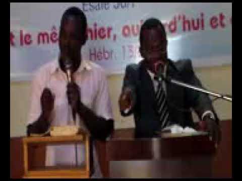 Eglise locale de Saaba, Sermon de Fr  BADO au culte de dimanche 31 Mars 20190201