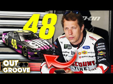 Brad Keselowski is the top candidate for the 48 Car | NASCAR TV ratings UP to start 2020