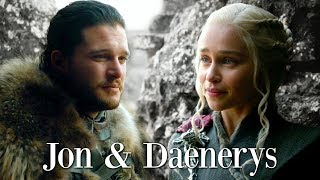 Jon & Daenerys || Games of Thrones [+7x07]