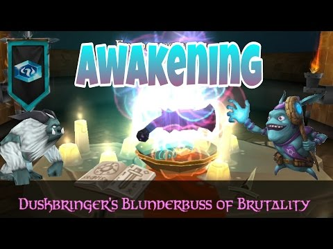 Arcane Legends - 1st AWAKENING MY WEAPONS!