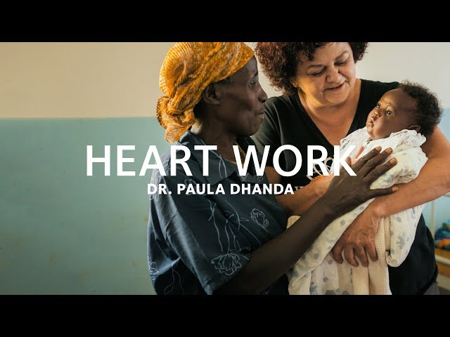 Heart Work: Dr  Paula Dhanda