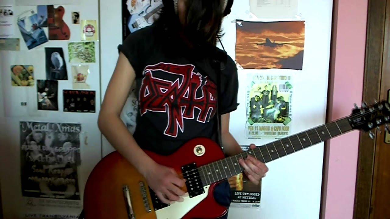 sweet child o 39 mine guns n 39 roses guitar solo cover youtube. Black Bedroom Furniture Sets. Home Design Ideas