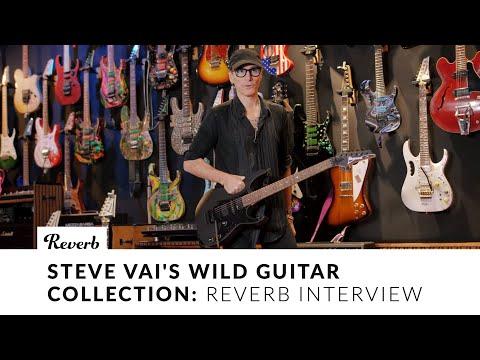 Steve Vai's Wild Guitar Collection | Reverb