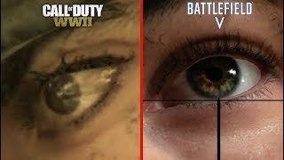 Battlefield 5 VS Call of Duty WW2 - Attention to Detail thumbnail