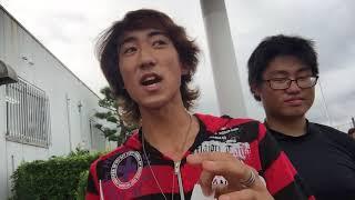 8月17日 ユンユンの誕生日なので姫路市民プールに来てます    今年最後の手柄山遊園地です   最後なので来て楽しんで下さい