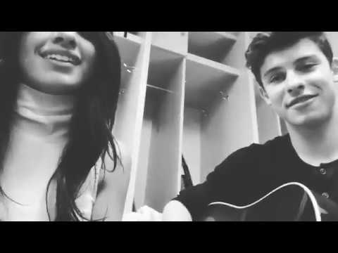 Camila Cabello & Shawn Mendes - Kiss Me (Ed Sheeran Cover)