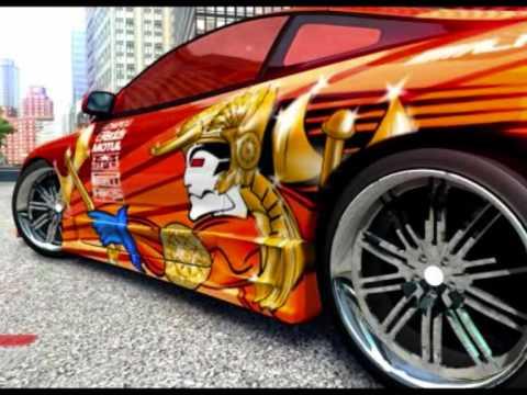 car show mitsubishi eclipse gsx sfd street art design by sfd custom cars forza motorsport 3