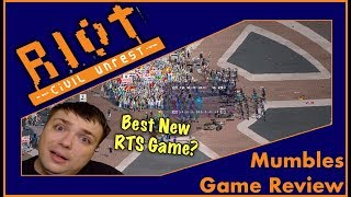 Riot - Civil Unrest Review - Buy or Pass? - MumblesVideos Game Review