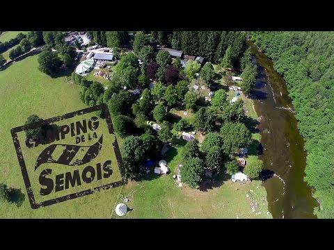 Camping de la semois camping overview youtube - Camping les jardins de l atlantique ...