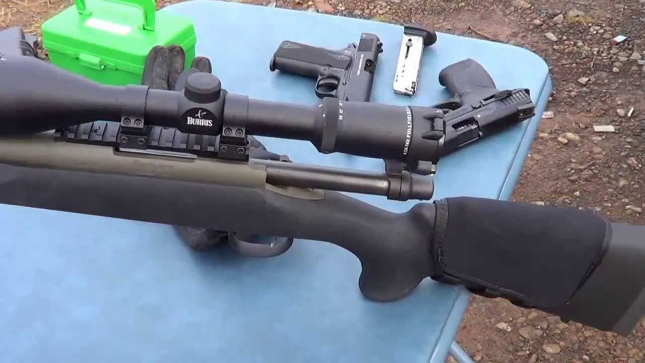 Remington 700 SPS Tactical Surface Rust & Duracoating Results