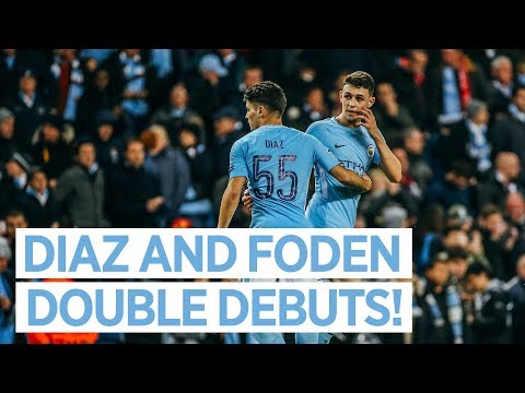 IT MEANT EVERYTHING TO ME! | Phil Foden & Brahim Diaz | Post Match Reaction | City 1-0 Feyenoord