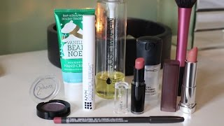 November Makeup Favorites | 2014 Thumbnail