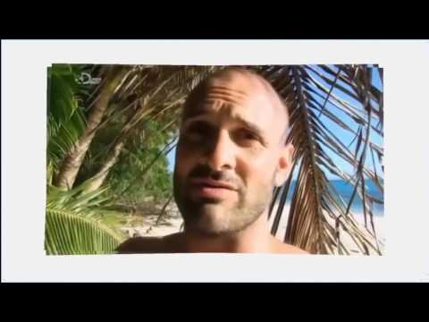 Naked and Marooned with Ed Stafford Olorua Island 60 days EP01