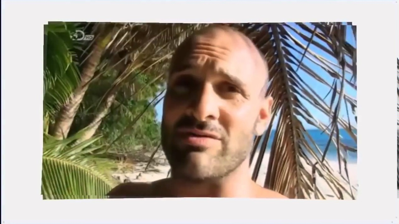 Naked and Marooned with Ed Stafford - YouTube